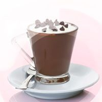 Disfagia y pan con crema de cacao