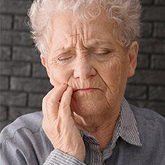 Disfagia y boca seca